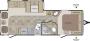 New 2015 Keystone Cougar 25RLS Travel Trailer For Sale